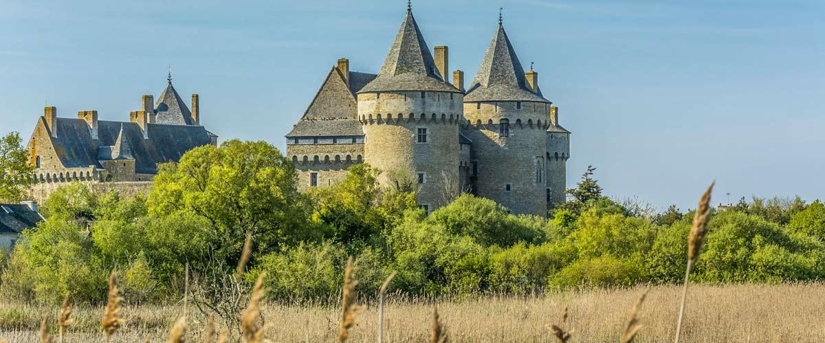 chateau de suscinio à sarzeau