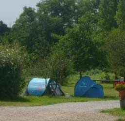 Certified Vacaf campsite in Brittany