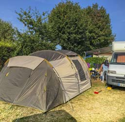 Location caravaning Gold du Morbihan