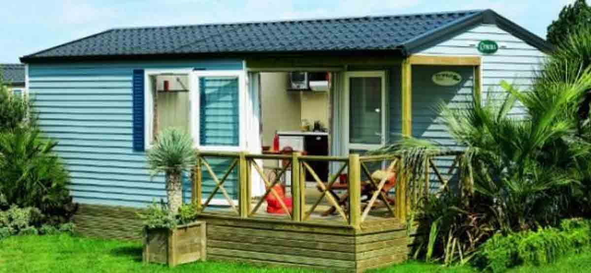 Location Mobil home confort Morbihan