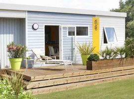 Location Mobil home premium Morbihan