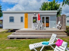 Location Mobil home premium 3 chambres Morbihan