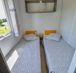 mobil-homes 2 bedrooms in south brittany