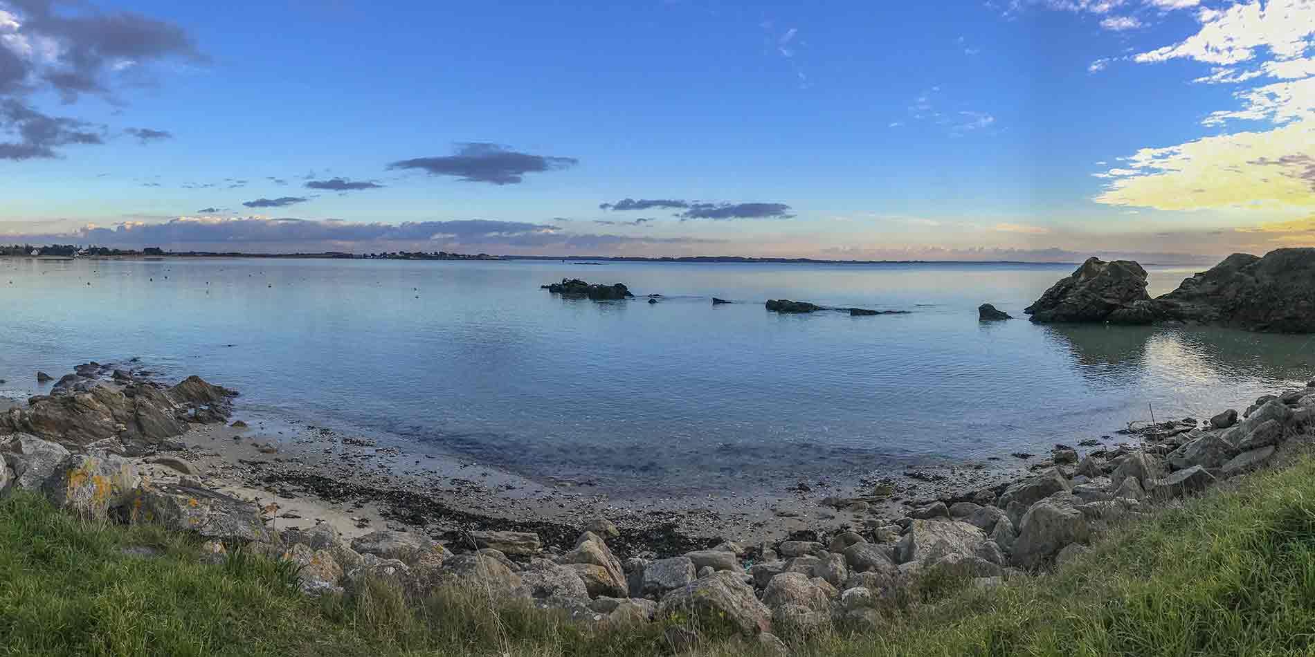 camping bord de mer morbihan