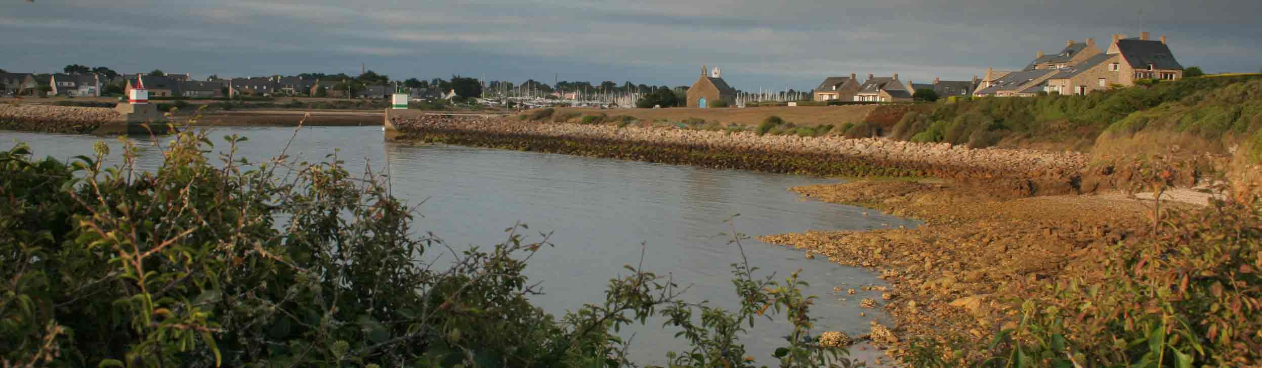 visite port du crouesty en morbihan